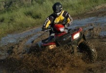2008 Suzuki KingQuad 750axi Review
