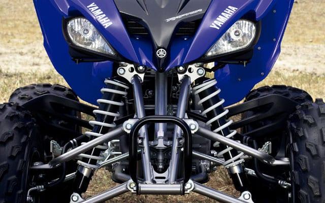 2007 Yamaha Raptor 250