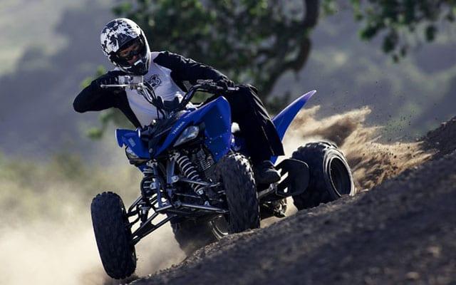 2007 Yamaha Raptor 250 Review | ATV Trail Rider Magazine
