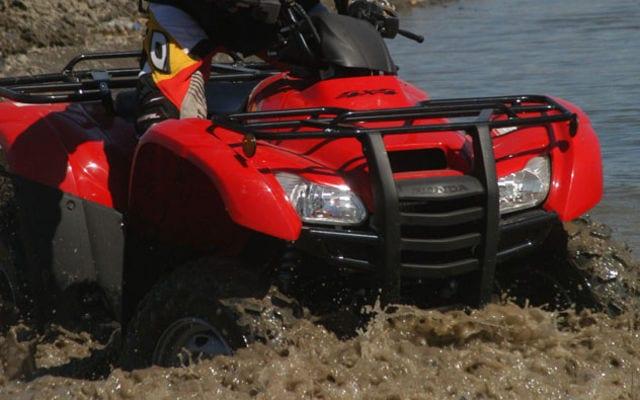 2007 Honda TRX 420