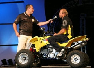 2008 Suzuki ATV Line-up Unveil in Las Vegas