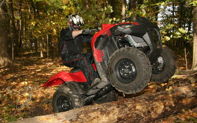 2008 Suzuki King Quad 450 Review | ATV Trail Rider Magazine