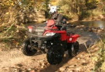 2008 Suzuki King Quad 450 Review