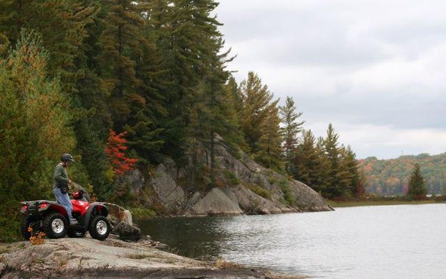 Elliot Lake Ontario an ATV Community