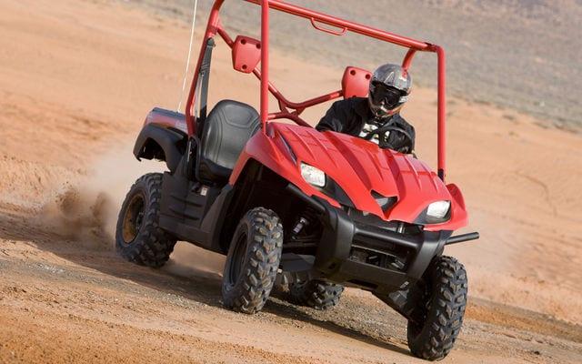 2008 Kawasaki Teryx 750