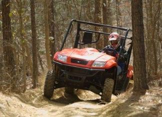 2009 Kymco UXV 500
