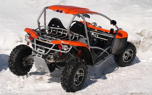 2008 PGO BugRacer 500