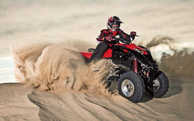 2008 Honda TRX 700XX Review   ATV Trail Rider Magazine