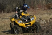 2008 CFMOTO Moose Tracker 500A