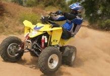 2009 Suzuki LTZ 400 Review