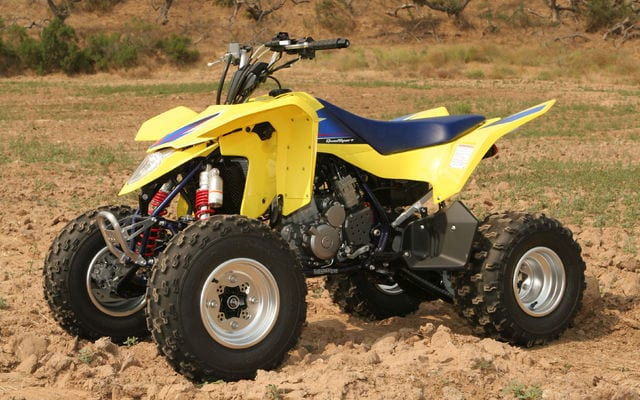 2009 suzuki ltz 400 review atv trail rider magazine. Black Bedroom Furniture Sets. Home Design Ideas