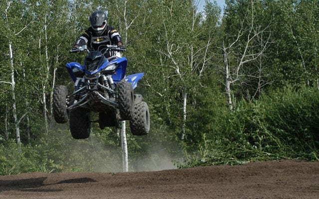 2009 Yamaha Raptor 700R Review