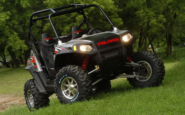 2009 Polaris RZR-S Review