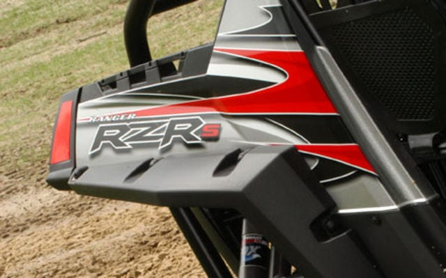 2009 Polaris RZR-S Review
