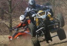Can-Am DS 450X MX vs KTM 450 SX
