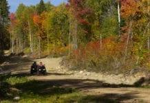 ATV Trail Riding Quebec