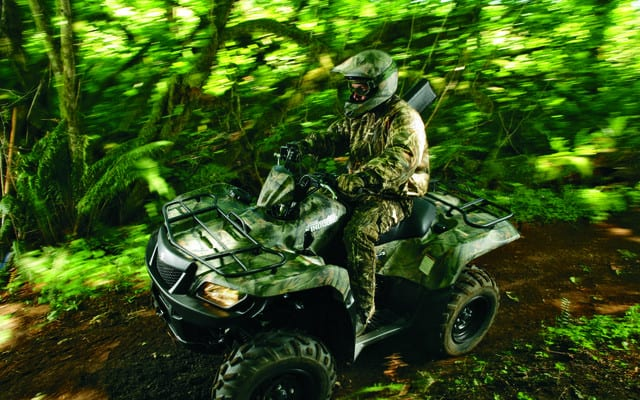 Hunting With An ATV | ATV Trail Rider Magazine