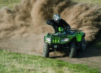 2010 Arctic Cat Off-Road Lineup