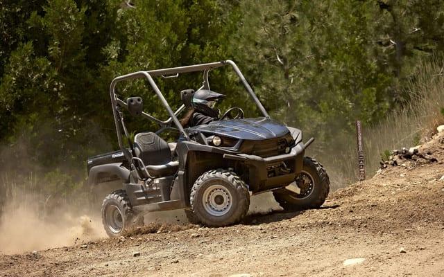 2010 Kawasaki Teryx 750 FI 4x4 Review