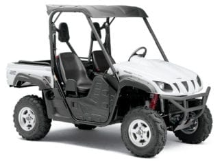 2011 Yamaha Rhino 700 FI Announced