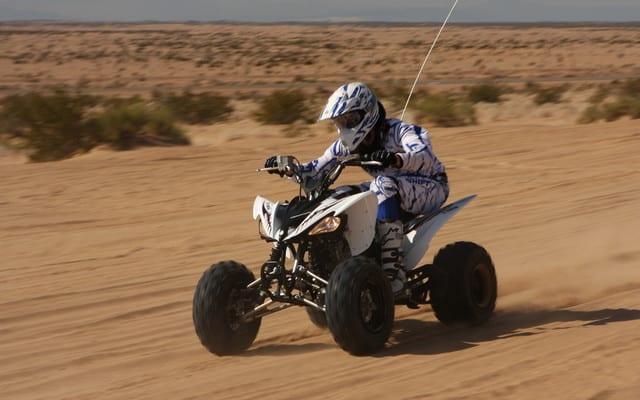 2010 Yamaha Special Edition Quads
