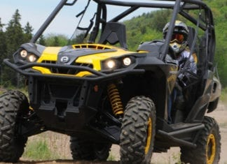 2011 Can-Am off-road lineup Unveiled