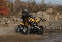 2010 Can-Am Renegade 800R EFI Review
