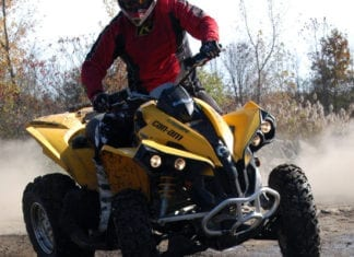 How To Change Your ATV's Brakes