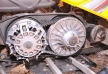 ATV Clutch Components And The CVT