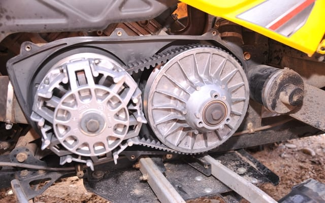 ATV Clutch Components And The CVT | ATV Trail Rider Magazine