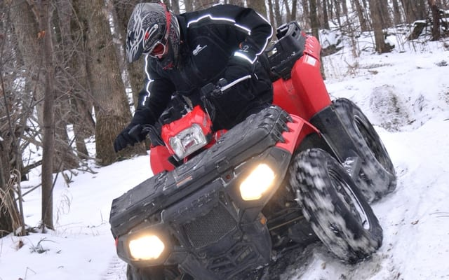 2011 Polaris Sportsman X2 550 Review | ATV Trail Rider Magazine