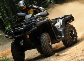2012 Can-Am Outlander 1000 Released