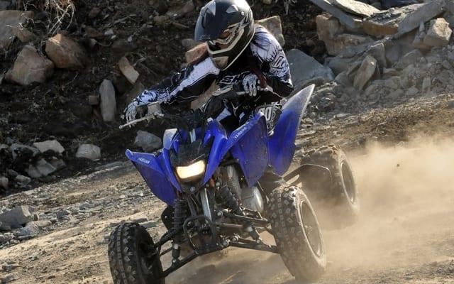 2011 Yamaha Raptor 125 Review | ATV Trail Rider Magazine