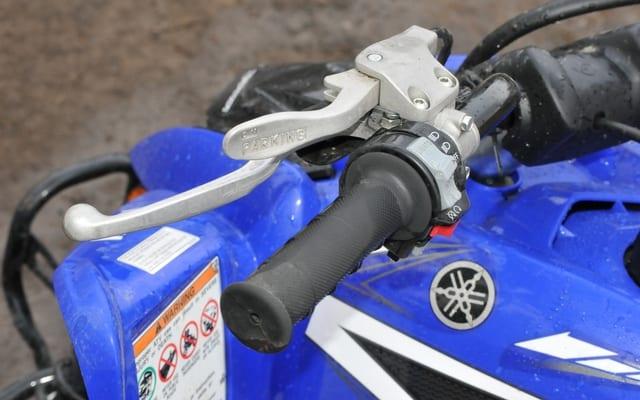 2011 Yamaha Raptor 125 Review