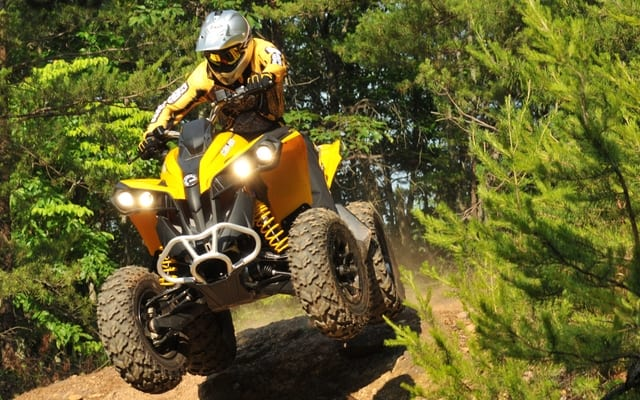 2012 Can-Am Off-Road Line-up Highlights