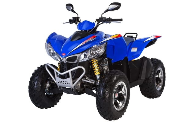 2011 kymco maxxer 450i review atv trail rider magazine. Black Bedroom Furniture Sets. Home Design Ideas