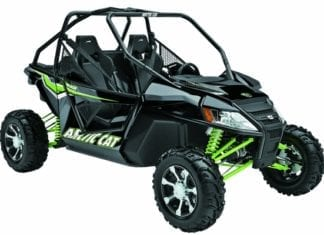 2012 Arctic Cat Wildcat 1000i H.O Revealed