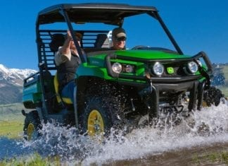 2012 John Deere Gator Line-Up Expands
