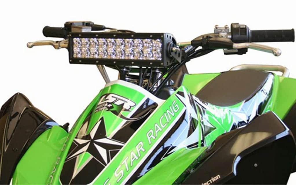 Lonestar Racing Edge LED ATV Head Light Kit | ATV Trail
