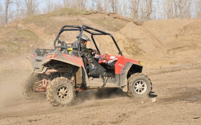 2011 Polaris Ranger RZR 900 XP Review
