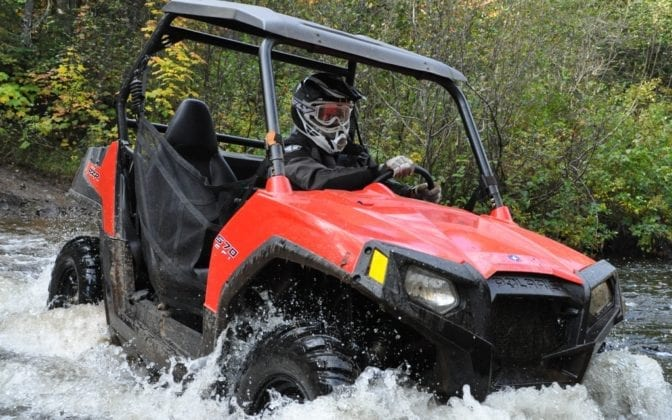 2012 Polaris RZR 570 Review
