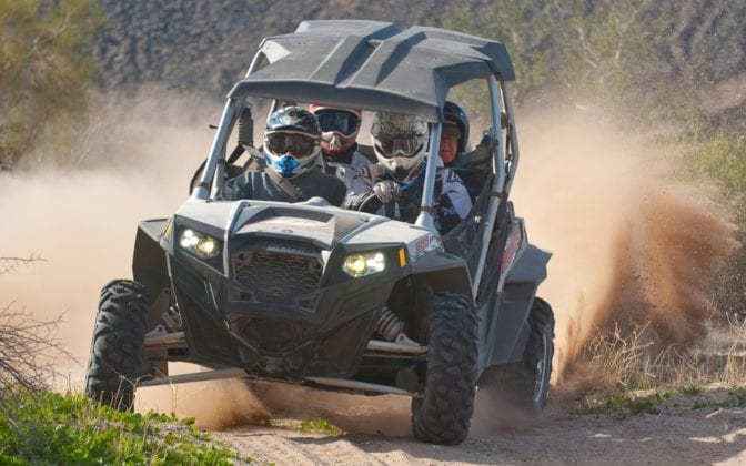 2012 Polaris Ranger RZR XP 4 900 Review