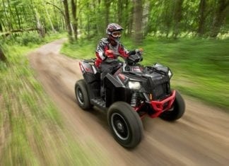 2013 Polaris Scrambler XP 850 H.O First Look