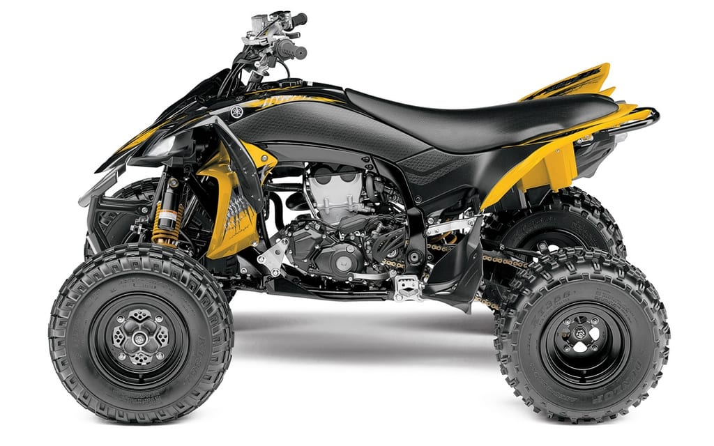 2012 Yamaha YFZ 450 First Look | ATV Trail Rider Magazine