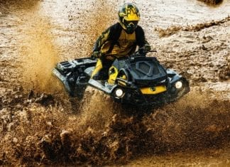 2013 Can-Am Outlander 650 X-mr Revealed