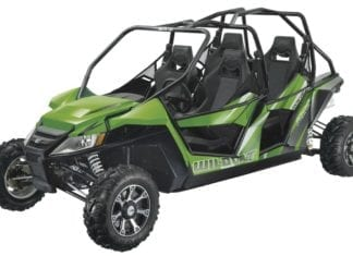 2013 Arctic Cat Wildcat 4 1000 First Look