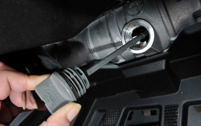 Choosing the right ATV Motor Oil.