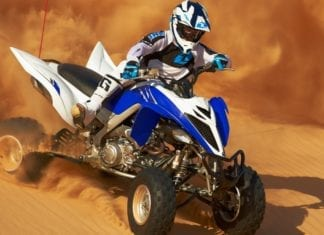2013 Yamaha Raptor 700R introduced