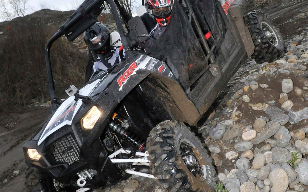 Elka Stage 4 Shocks Review | ATV Trail Rider Magazine