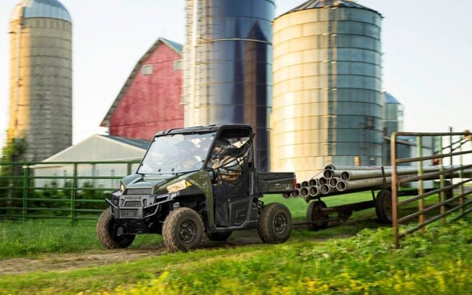2013 Polaris Ranger XP 900 Review